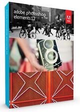 Adobe Photoshop Elements 12 (Box) (1) - Vollversion für Mac, Windows 65224966