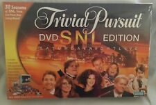 Trivial Pursuit SNL  2004 Adult Board Game 30 Seasons DVD