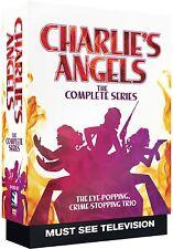 Charlies Angels: Complete Original TV Series Farrah Fawcett Boxed / DVD Set NEW!