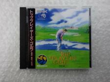 Top Player's Golf SNK Neo Geo CD Japan