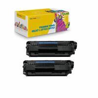 104 / FX10 / FX9 Toner Cartridge 2Pcs Compatible Black for Canon ImageClass D480