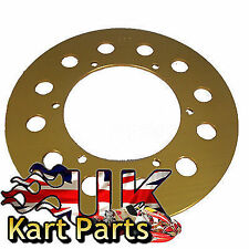 KART Q-Line Aluminium Sprocket Protector 230mm Covers upto 87t FREE POSTAGE