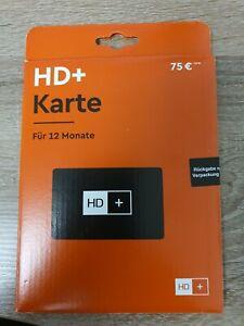 HD Plus HD+ Verlängerung 12 Monate für  HD05 Karte SAT Empfang
