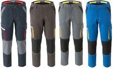 ROSSINI Pantalone Stretch ULTRAFLEX Inserto Rifrangente da Lavoro Cotone A00228