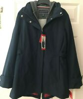 NWT Tommy Hilfiger Ladies' 3-in-1 All Weather Systems Jacket  Size M