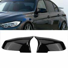 Manual de M3 Negro Estilo Espejos /& placas base se adapta a modelos de BMW E46 4 puertas