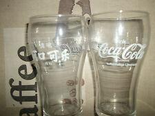 1 verre COCA COLA collector , écrit en chinois,  collector superbe , neuf !