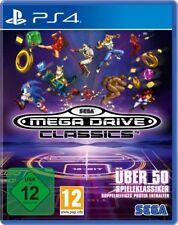 PlayStation 4 Sega Mega Drive Classics alemán OVP nuevo