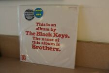 """The Black Keys Brothers NEW SEALED 2 vinyl LP + 10"""" + poster, numbered Nonesuch"""