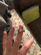 engagement ring pink diamond