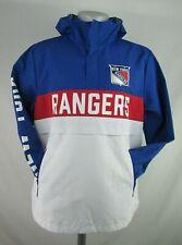 New York Rangers NHL G-III Men's Lined Hooded Windbreaker