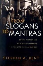 From Slogans to Mantras: Social Protest and Religious Conversion in the Late Vie
