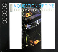 Depeche Mode ‎Maxi CD A Question Of Time (Extended Remix) - Digipak - USA (VG/M)