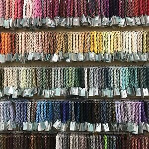 Caron Collection 3 ply Pima cotton Watercolors needlepoint threads embroidery