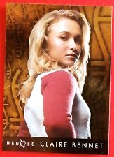 Heroes Series One - CLAIRE BENNET - Foil Chase Card - F1