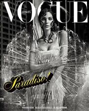 Italian Vogue Magazine-Vittoria Ceretti-September 2018 Vogue Italia-VITTORIA CER