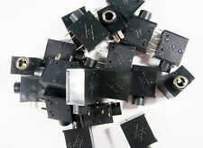 50 x Buchse Lautsprecher Kopfhöhrer Stereo 3,5mm Netzteil #17-7#10U01#