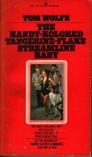 The Kandy-Kolored Tangerine-Flake Streamline Baby by Tom Wolfe (1977, Paperback)