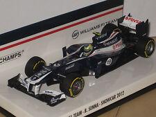Williams RENAULT FW34, #19, Bruno Senna, 2012 Showcar, L.E.!!!