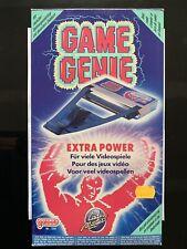 Game Genie Nes En Boite