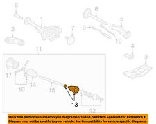 GM OEM-CV Constant Velocity Front Outer Boot 26037370