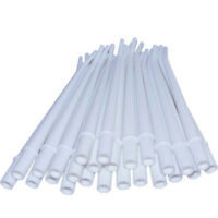 25Pcs 1/8'' Dental Orifice Surgical Aspirator Suction For Dentist Tips Whit F7X1