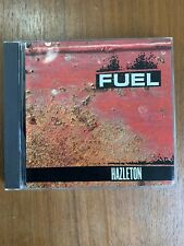FUEL band HAZLETON CD 1997 RARE music rock Brett Scallions demo 4 tracks SLIGHT