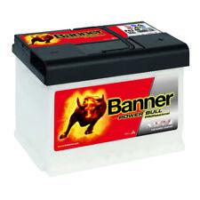 Banner Power Bull PRO Professional Autobatterie 63Ah - 600A 12Volt P6340