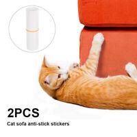 2X PET Cat canapé meuble anti-rayure couverture protecteur de protection Scratch