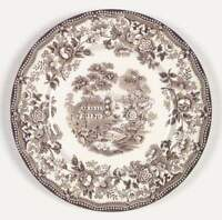 Royal Staffordshire TONQUIN BROWN Dinner Plate 628092