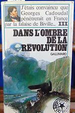 XXX Dans l'ombre de la révolution (mémoires d'un agent de Police sous...