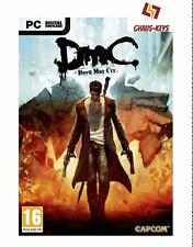 Devil MAY CRY DMC STEAM KEY PC Game download codice Global [SPEDIZIONE LAMPO]