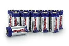 NEW Tenergy 3V CR123A Lithium Batteries PTC Protected  12 Pack FREE SHIPPING