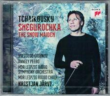 Kristjan JÄRVI TCHAIKOVSKY The Snow Maiden JARVI Vsevolod Grivnov Peebo CD MDR