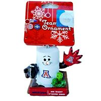 Arizona State Smores Christmas Ornament Forever Collection Officially Licensed