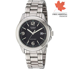 Casio Men s MTP1215A-1ACR Stainless Steel Watch 🇨🇦 FAST & FREE