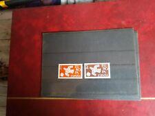 timbre espagne europa ** neuf n1044/5   1961