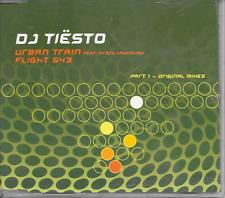 DJ TIESTO - Urban Train / Flight 643 (Part 1 - Original Mixes) CDM 4TR Trance