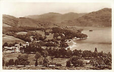 R196790 Loch Lomond and The Hotel. Tarbet. A. 9300. Valentines. RP