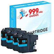 4 LC123C Compatible Printer Ink for Brother MFC-J4410DW MFC-J4510DW MFC-J4110DW