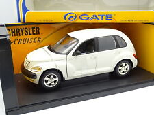 Gate 1/18 - Chrysler PT Cruiser Blanc