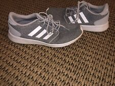 Grey adidas Womens Tennis Shoes Size 7