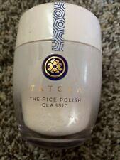 New Sealed TATCHA The Rice Polish Classic Foaming Enzyme Powder 2.1 Oz 60g