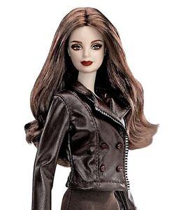 Bella Twilight Saga Breaking Dawn Part 2 Doll - NEW- Barbie Pink Label Collector