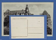 Zweiter Weltkrieg (1939-45) Kleinformat Architektur/Bauwerk Echtfotos aus Hessen