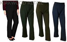 Unbranded Bootcut Polyester Trousers for Women