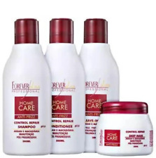 Professional Home Care Anti-Frizz Total Smooth Kit - Forever Liss