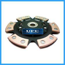 UFC STAGE 3 CERAMIC SPRUNG CLUTCH DISC 87-92 TOYOTA SUPRA 3.0L TURBO 7MGTE