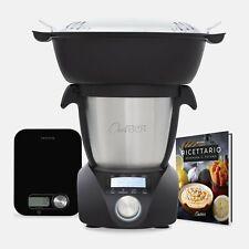 Robot da Cucina Chefbot COMPACT STEAMPRO + Ricettario +Cestello Vapore+Bilancia