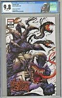 Venom #25 CGC 9.8 Unknown Comics Edition Tyler Kirkham Variant Cover